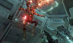 Doom 4 s'invite dans le premier Doom via un mod : premier trailer [VIDEO] https://plus.google.com/102121306161862674773/posts/Wk3eXCKUCHz