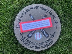 For the beloved baseball fan - Personalize with any name, nickname and/or date!