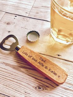 A personal favourite from my Etsy shop https://www.etsy.com/uk/listing/546618956/bottle-opener-personalised-engraved