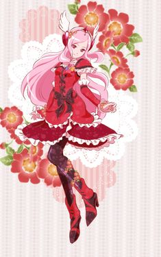 Pretty Cure, Pretty And Cute, Japanese Aesthetic, Cute Backgrounds, Magical Girl, Aesthetic Wallpapers, The Cure, Geek Stuff, Manga