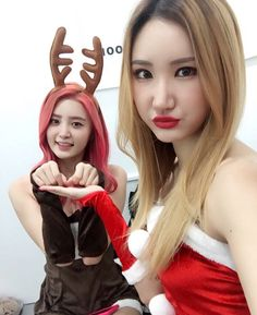 EXID|LE and Junghwa