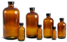 SKS Bottle and Packaging, Inc.--great source for bottles, containers, etc. for homemade products.