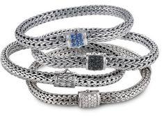 John Hardy Jewelry Collection | John Hardy Classic Chain Bracelets Hollis & Company