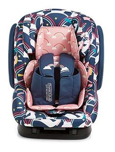 The Cosatto Hug ISOFIX Car Seat is a Group 123 car seat with ISOFIX convenience and extra security with a satisfying click. Escape Car, Kids Booster Seat, Baby Unicorn, Unicorn Land, Baby Alive, Diaper Bag Backpack, Prams, Reborn Babies, Reborn Toddler