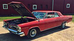 1963 Pontiac Grand Prix Sport Coupe