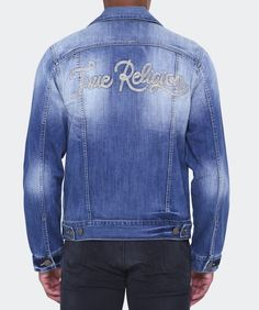 df4e6f976 True Religion Denim Dylan Jacket