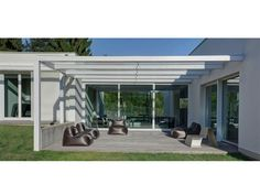 villa mm a biella - Federico Delrosso Architects Minimal Design, Exterior, House Design, Patio, Interior Design, Outdoor Decor, Minimalist Architecture, Home Decor, Style