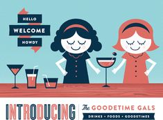 The Goodetime Gals | Home