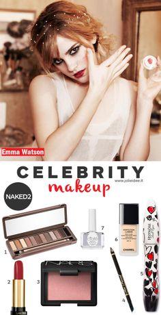 Emma Watson Smokey Make up Naked 2 - Makeup Tutorial