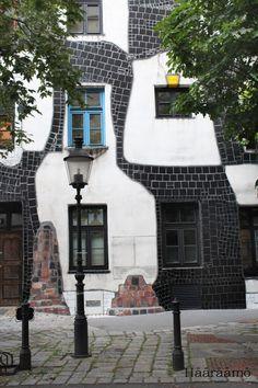 Hundertwasser: Kunst Haus Wien, Austria
