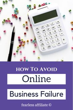 Online Business Mistakes to Avoid by Fearless Affiliate. Give your blog a fighting chance by avoiding these 5 rookie mistakes. Treat your business as a real business and achieve success quicker and easier. #analytics #bloggingtips #startablog