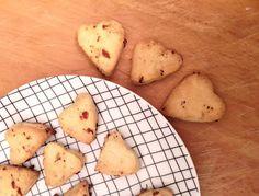 La souris aux petits doigts: Petits sablés au chorizo pour l'apéro