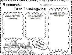 Grade 1 Pilgrims Thanksgiving Printable | Thanksgiving Printables