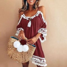 Bohemian Dresses And Clothing Ideas (42)