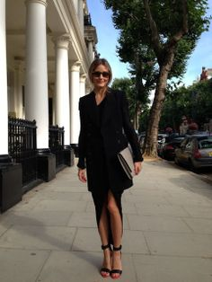 THE OLIVIA PALERMO LOOKBOOK: Olivia Palermo at London Fashion Week