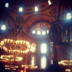 .@aliyes35   #istanbul #ayasofya #mosque   Webstagram - the best Instagram viewer