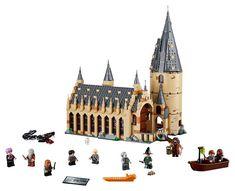 LEGO Harry Potter 75954 Hogwarts Great Hall : Tout ce qu'il faut savoir: C'est l'annonce du jour et elle fera plaisir aux fans de… #LEGO