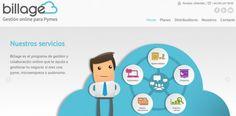 billage, herramienta de gestión online para pymes y autónomos