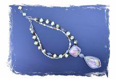 Necklace by Mary Hicklin (Virgo Moon).