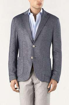 Circular Blazer from S/S '12 Men's Collection | Massimo Dutti