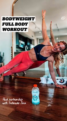 Fitness Workouts, Fitness Workout For Women, At Home Workouts, Fitness Tips, Fitness Motivation, Health And Fitness, Body Workouts, Corps Parfait, Workout For Beginners