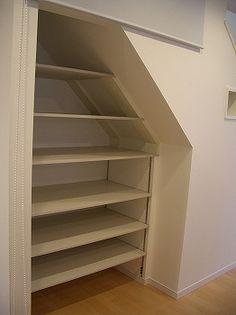 Closet Drawers, Under Stairs, Home Organization, Organizing, Home Improvement, Bookcase, Shelves, Storage, Interior