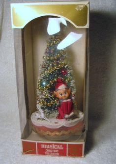 Vintage Christmas Knee Hugger Pixie Elf by BrilbunnySelections, $135.00