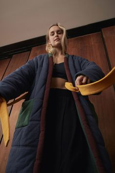 """35761248d1 The New """"Inactivewear"""" Brand Offhours Launches Fashion s Most Comfortable  Robe - Vogue Product Launch"""