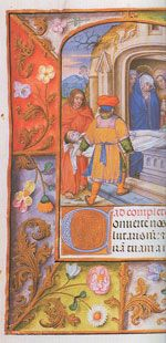 Books of Hours — The Medieval Scriptorium – A Gallery of Medieval Life and Art
