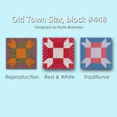 100 Blocks Sampler Sew Along   Block 6