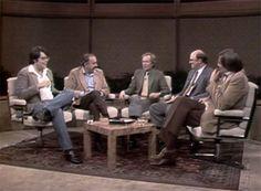 Antics on the Web: Dick Cavett's Horror Roundtable