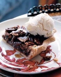 "Texas State Fair Pecan Pie - This extraordinarily rich and sweet dessert was the winner at the 1996 State Fair of Texas State pie competition, which Dean Fearing helped judge. ""Out of 140 pies, this one was it,"" he says. ""Her name was Bobby Lee; she never told me her last name."""