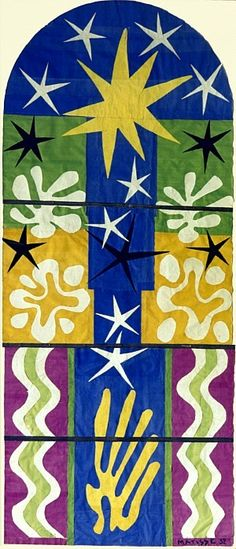Matisse: Christmas, 1952  By Granger