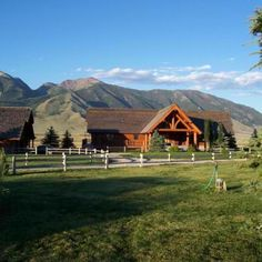Montana ranch <3