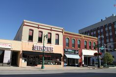 Galesburg IL, Galesburg Illinois, Knox County IL | by Tourismguy