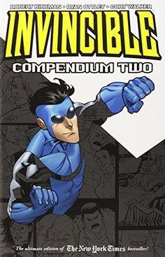 Invincible Compendium Volume 2 TP by Robert Kirkman http://www.amazon.co.uk/dp/1607067722/ref=cm_sw_r_pi_dp_CKg2vb1BZT26X