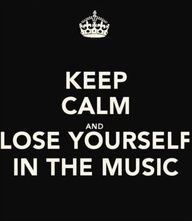 Loose yourself