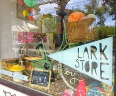 Lark Store has been synonymous with cute homewares and party supplies since it opened its shopfront in Daylesford four years ago. Melbourne Shopping, Daylesford, Melbourne Victoria, Shop Window Displays, Toy Store, Best Part Of Me, Party Supplies, Party Goods, Window Ideas