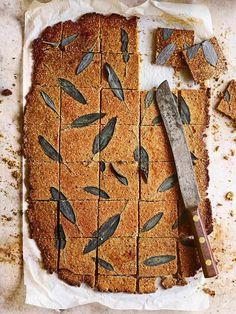 Butcher Block Cutting Board, Butter, Crackers, Friends, Christmas, Salvia, Winter Christmas, Healthy Snacks, Honey