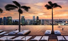 Luxemodo | The Nine Best Swimming Pools on Earth. The View From
