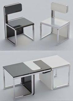 """""""Sensei chair-table"""""""
