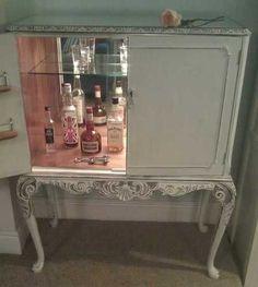 Vintage Drinks Cabinet £349