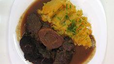 Hovězí ossobuco na červeném víně – Prostřeno | Prima Steak, Beef, Food, Meat, Essen, Steaks, Meals, Yemek, Eten