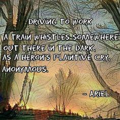 "Driving to Work poem, I've uploaded A few poems onto ShopVida ...""A Wild Beast Explains Civilization"", ""Black & White"", ""Brutal"", ""Burn"" & ""Driving to Work"""