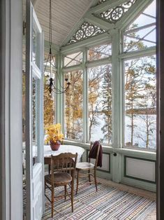 4 Startling Tips: Interior Painting Fixer Upper interior painting ideas design trends.Interior Painting Design Wall Colors interior painting trends home. Patio Interior, Interior And Exterior, Interior Design, Interior Stylist, Enclosed Porches, Sweet Home, My Dream Home, Dream Homes, Future House