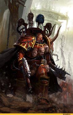 Chaos (Wh 40000),Warhammer 40000,warhammer40000, warhammer40k, warhammer 40k, ваха, сорокотысячник,фэндомы,undivided,Filipe Pagliuso