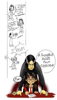 HP: Comics by ~EssaEv on deviantART