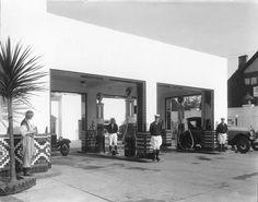 CALPET service station