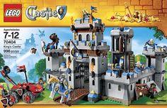 LEGO King's Castle  70404 Kids Building Blocks Toy Set Knight Dragon Kingdom New #LEGO
