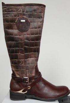 New ladies Fall boots from Patrizia